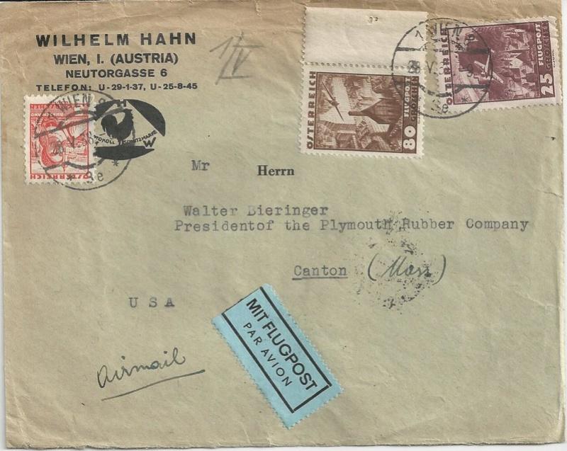 Österreich im III. Reich (Ostmark) Belege - Seite 9 Bild_222