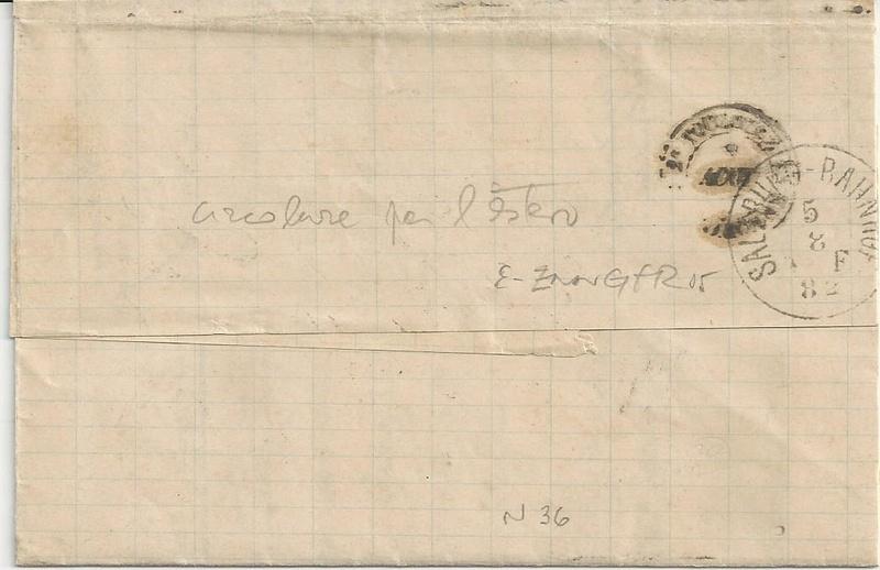 Freimarken-Ausgabe 1867 : Kopfbildnis Kaiser Franz Joseph I - Seite 16 Bild_226