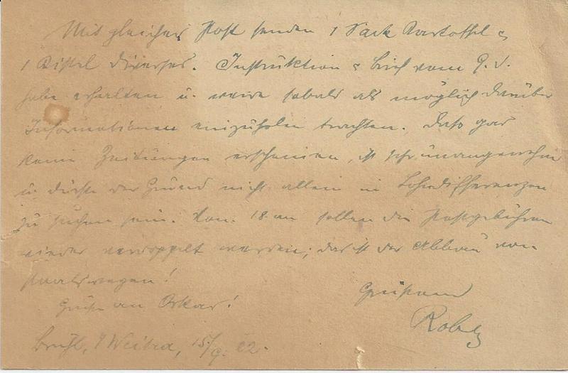 """Postkartenserie """"Quadratischer Wertstempel - Wertziffer im Dreieck"""" 1922-24 - Seite 5 Bild_234"""
