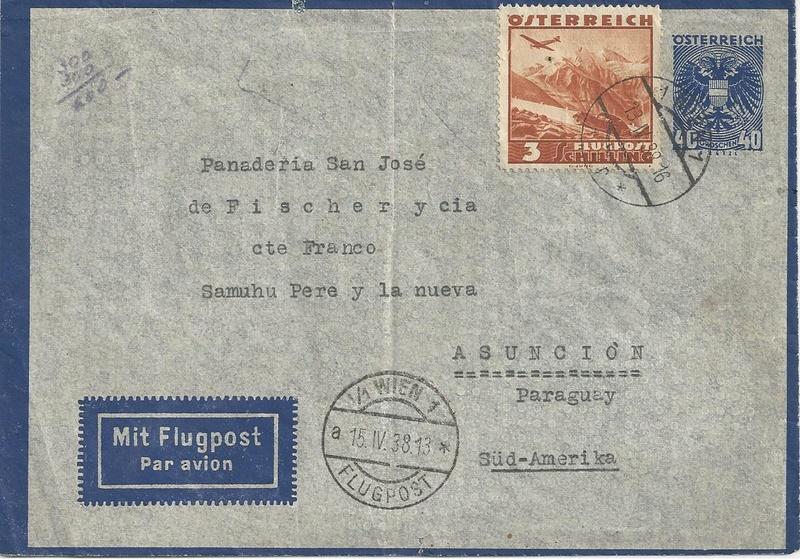 Österreich im III. Reich (Ostmark) Belege - Seite 9 Bild_320