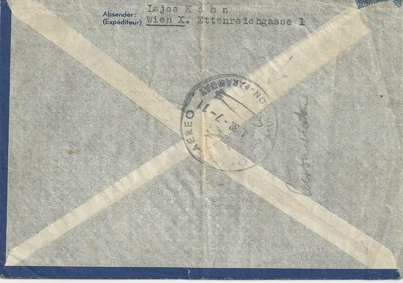 Österreich im III. Reich (Ostmark) Belege - Seite 9 Bild_416