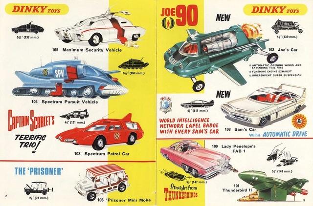 Thunderbirds are Go 760ee710