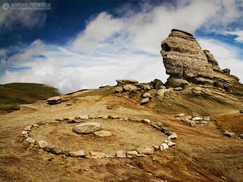 Roumanie, les mystères des Monts Bucegi Captim15