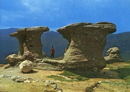Roumanie, les mystères des Monts Bucegi Captim16