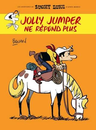 Lucky Luke vu par Guillaume Bouzard 1507-110