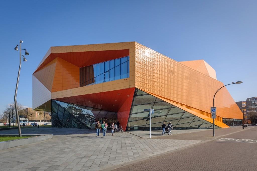 Théatre de l'Agora - Lelystad - Pays Bas 26358_10