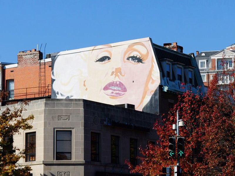 STREET VIEW : les fresques murales - MONDE (hors France) - Page 22 28690910