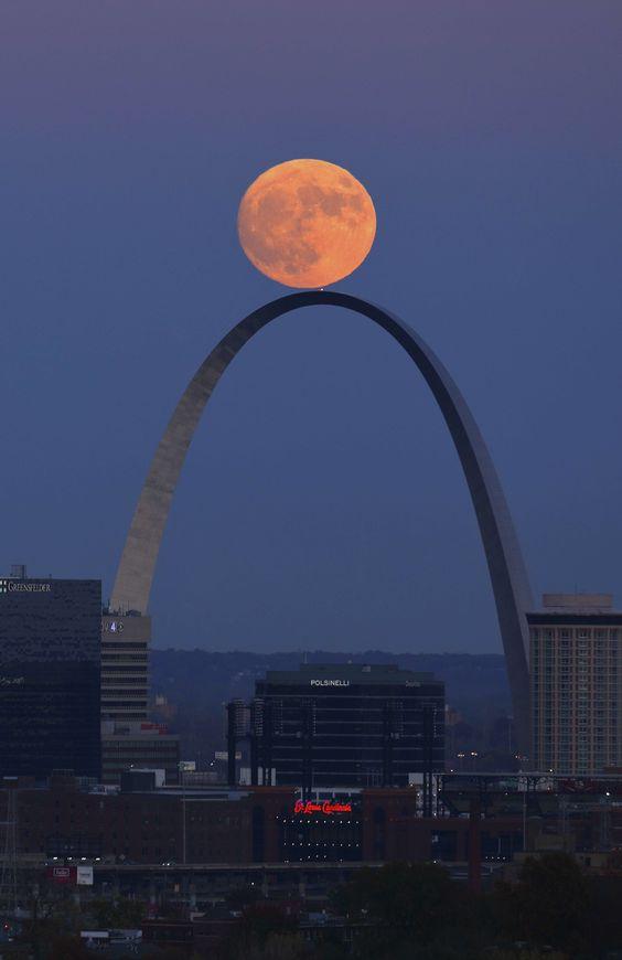 Arche St-Louis, St-Louis, Missouri, USA 8dccbb11