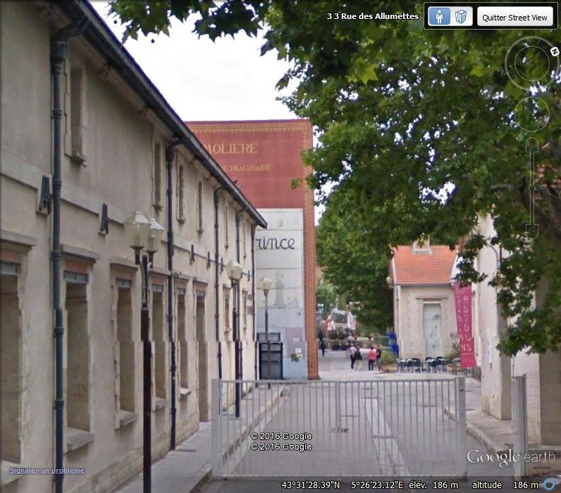 La bibliothèque Méjanes - Aix en Provence - Bouches du Rhône - France A10