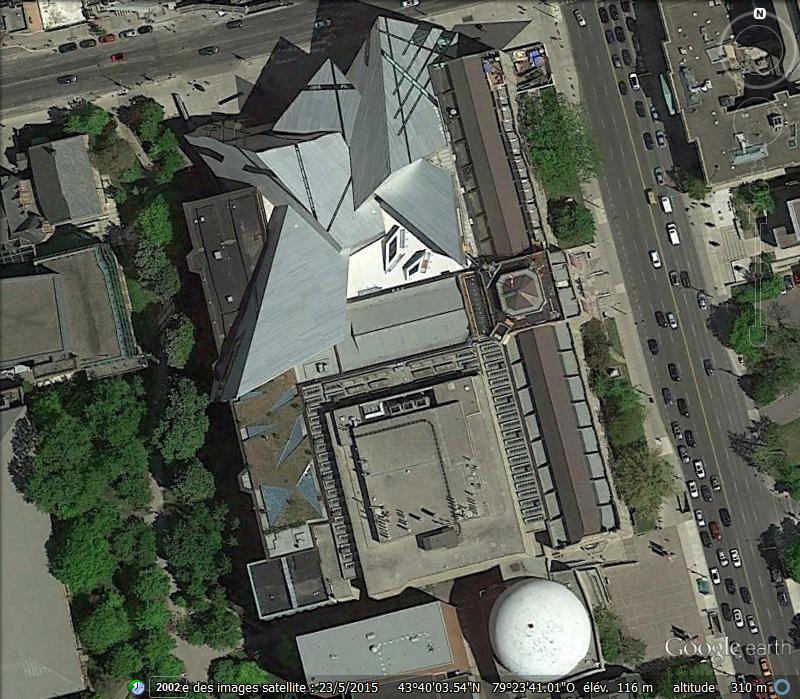 Musée Royal de l'Ontario - Toronto - Canada A11