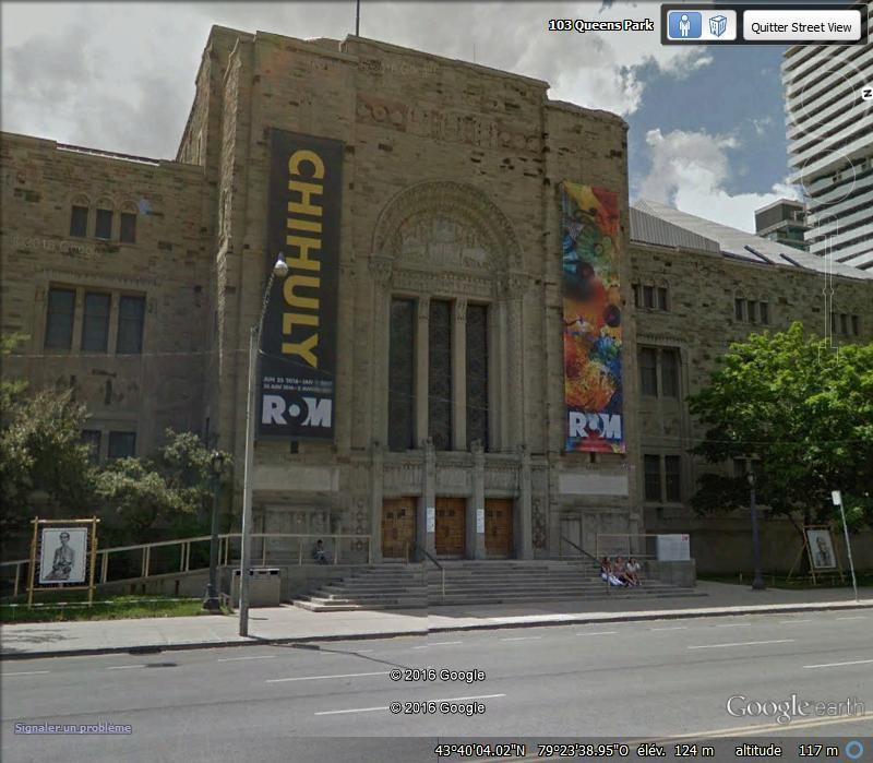 Musée Royal de l'Ontario - Toronto - Canada A111