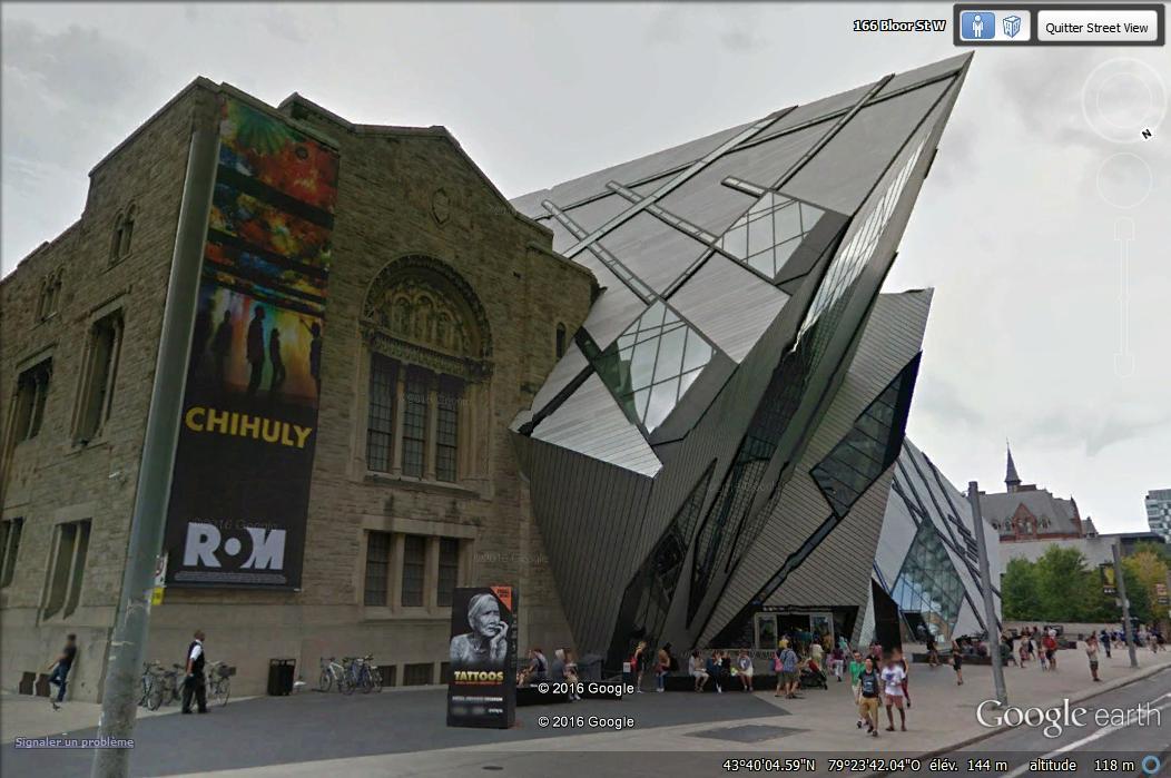 Musée Royal de l'Ontario - Toronto - Canada A310