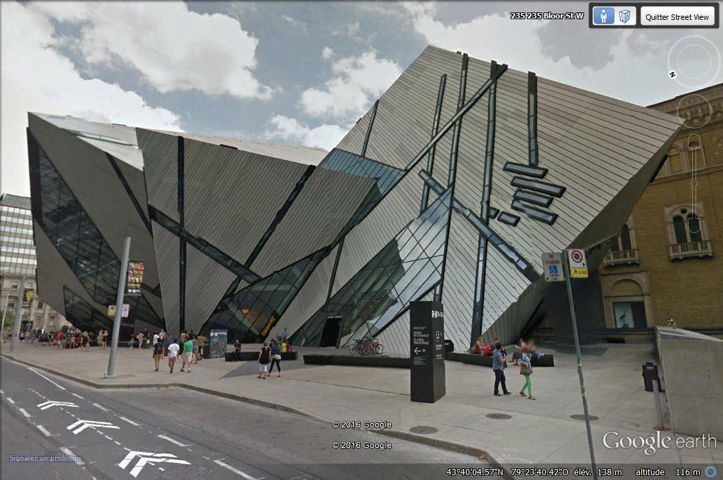 Musée Royal de l'Ontario - Toronto - Canada A410