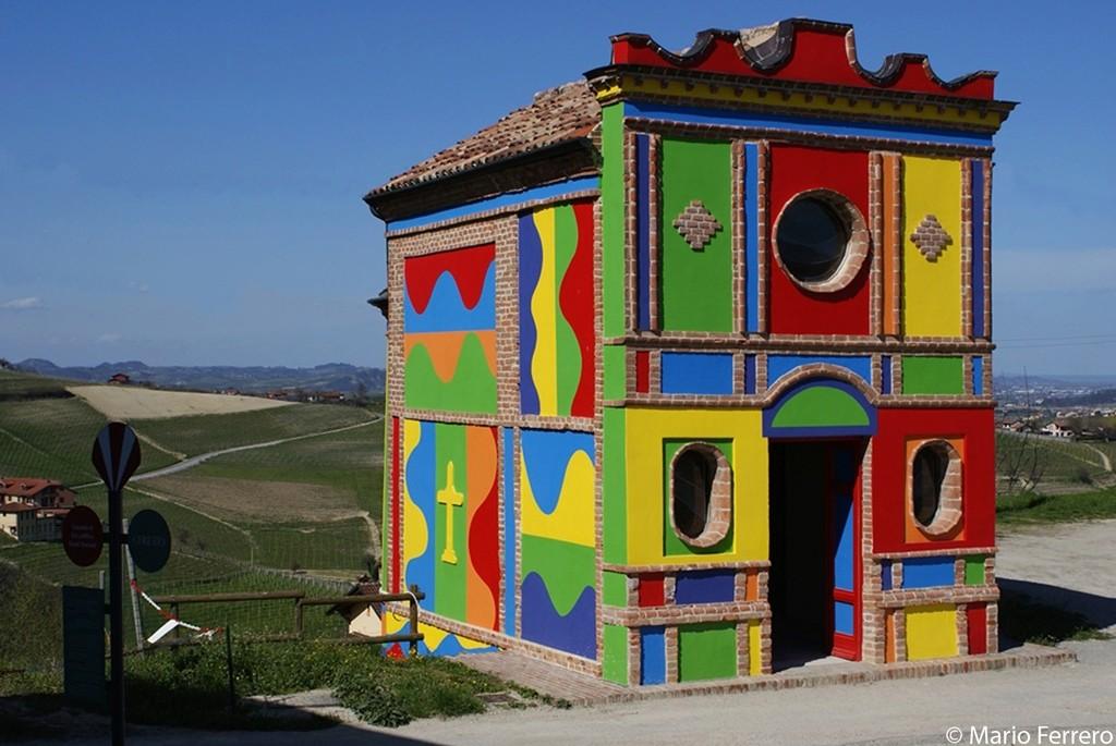 la Cappella del Barolo - La Morra - Italie Cappel10