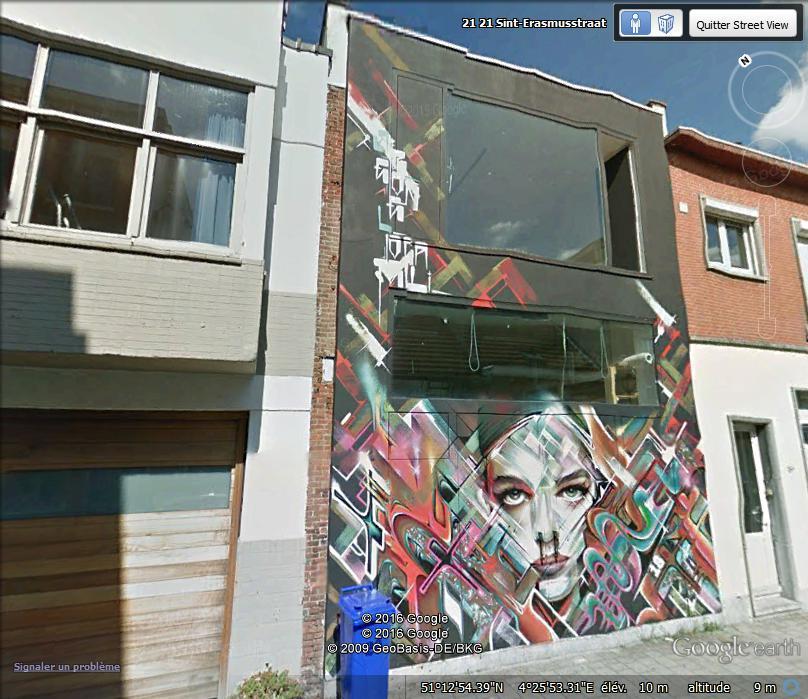 STREET VIEW : les fresques murales - MONDE (hors France) - Page 21 D10