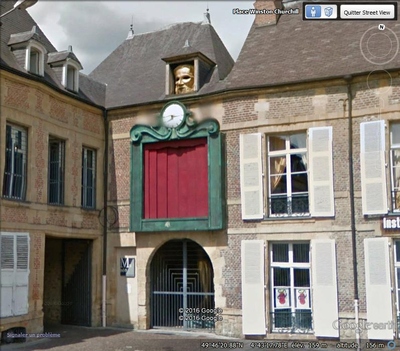 Le Grand Marionnetiste - Charlesville-Mézières - Ardennes - France D11