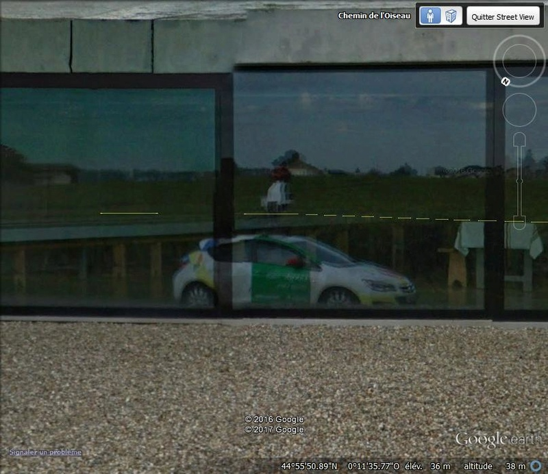 STREET VIEW : reflets de Google-Car Ddh11
