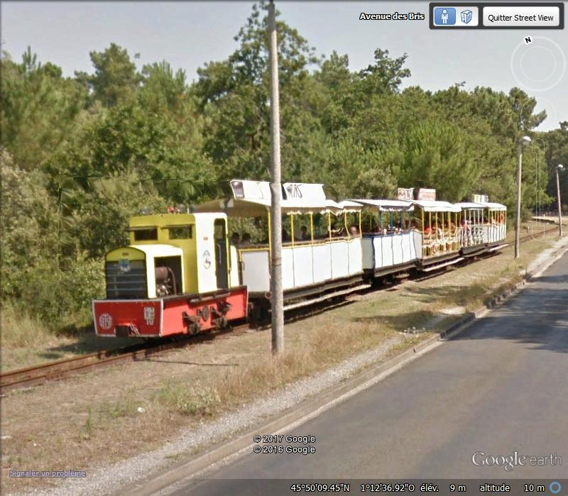 STREET VIEW : les petits trains touristiques Ff11