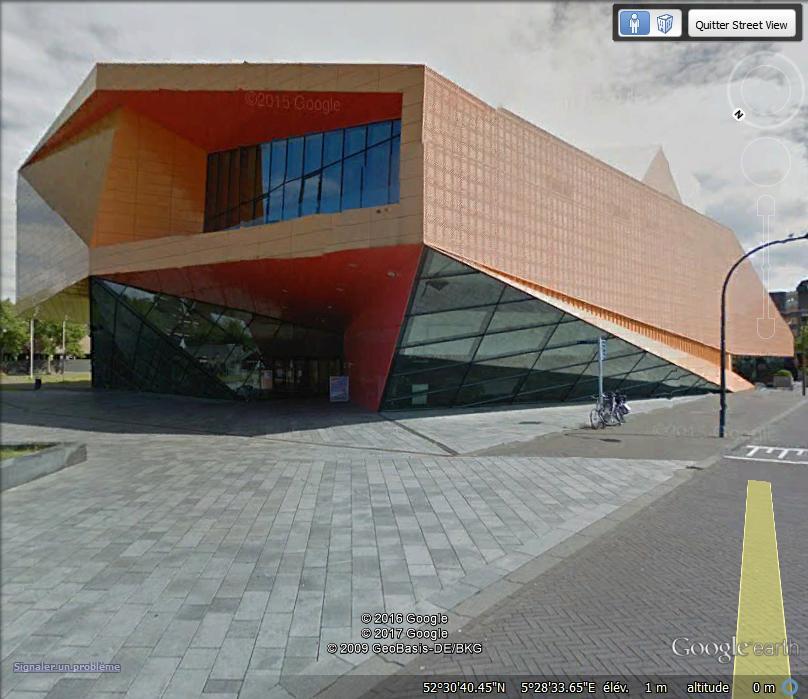Théatre de l'Agora - Lelystad - Pays Bas Ff110