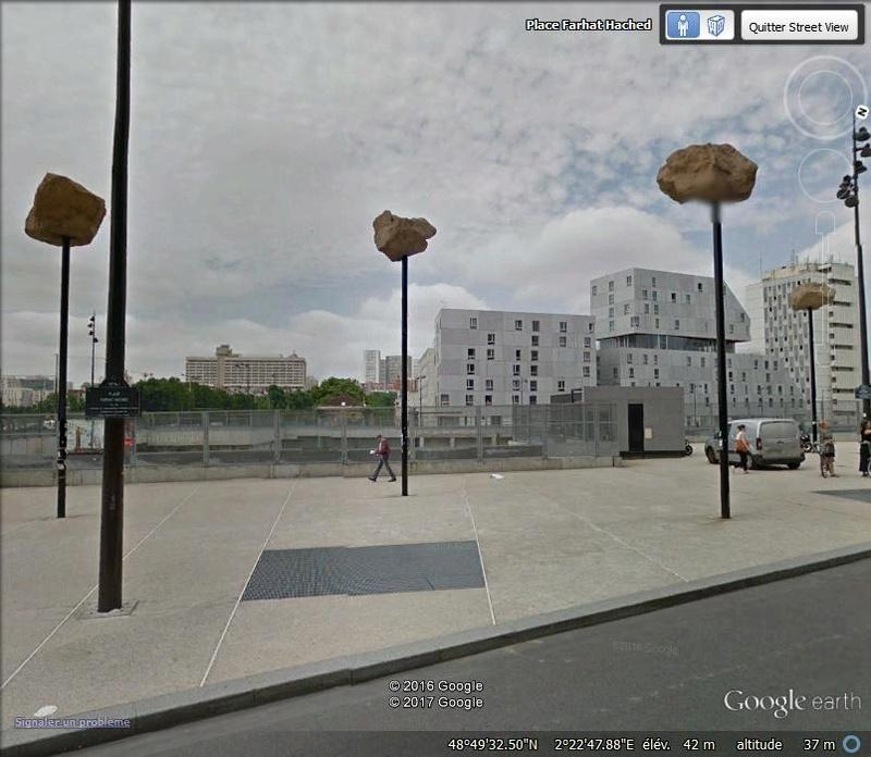 Les Rochers dans le ciel - Paris - France Hjl10