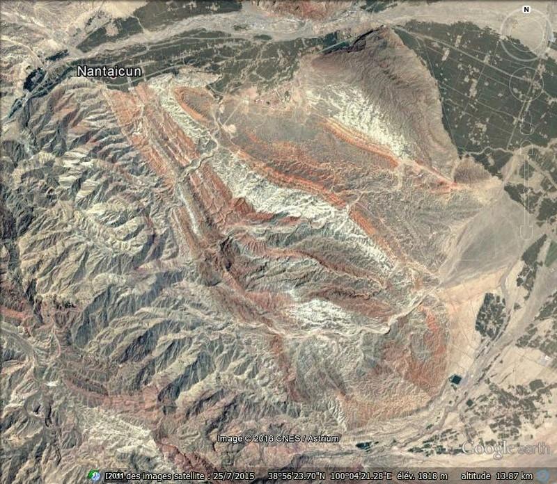 Chine : le site naturel le plus coloré du monde  - Page 2 Kl11