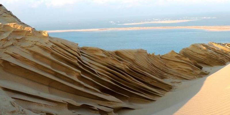 Photos insolites de la dune du Pyla - Gironde Le-ven10