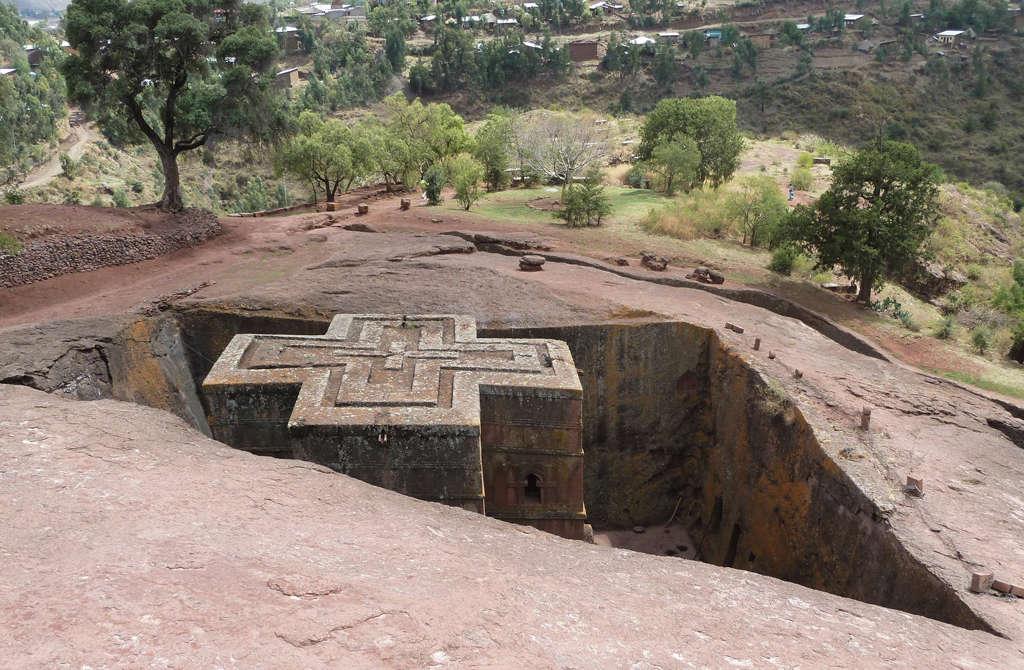 Temple de Kailasa et grottes de Ellora (Inde) Maxres11