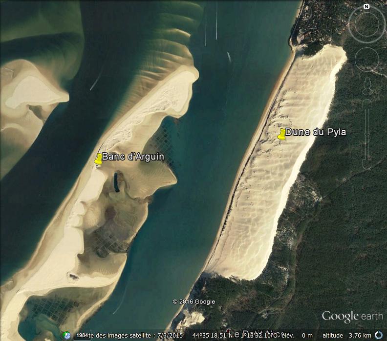 Photos insolites de la dune du Pyla - Gironde Mmml10