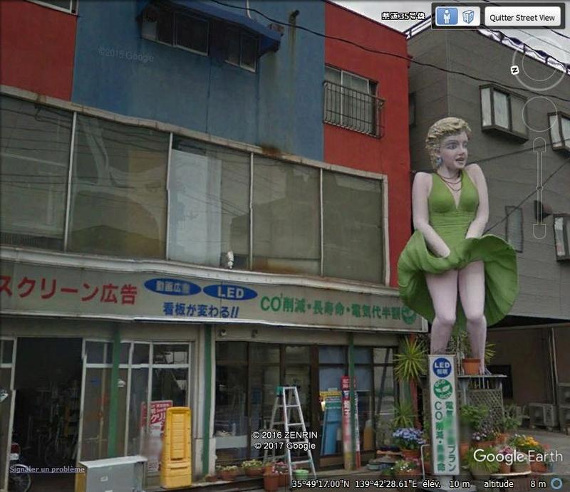 STREET VIEW : les façades de magasins (Monde) - Page 10 Sgjl10