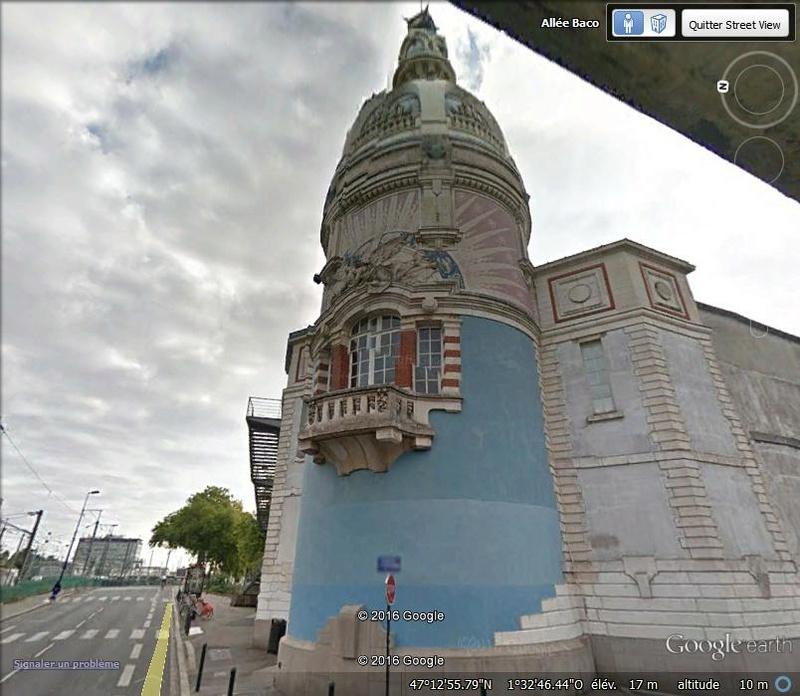 La tour LU - Nantes - Loire Atlantique - France V117