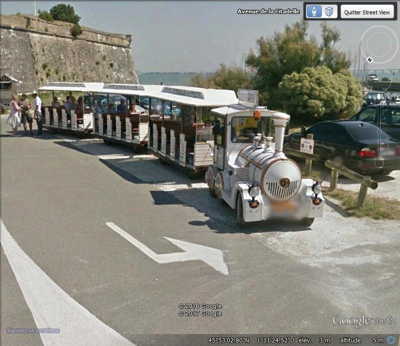 STREET VIEW : les petits trains touristiques Xc10