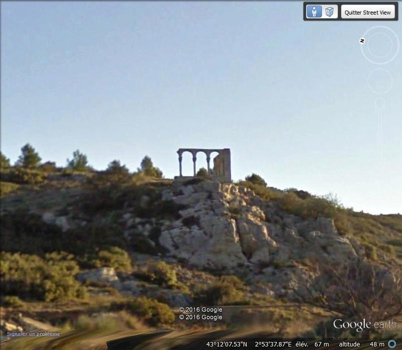 Le faux cloitre de Nevian - Aude - France Y10