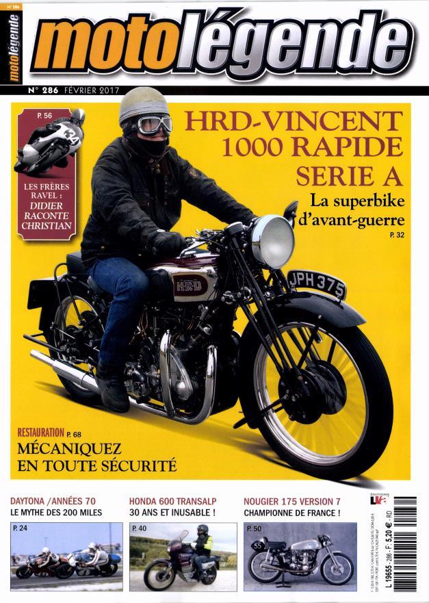Moto légende:de la Vincent et les 30 ans de la Transalp .... Ml10