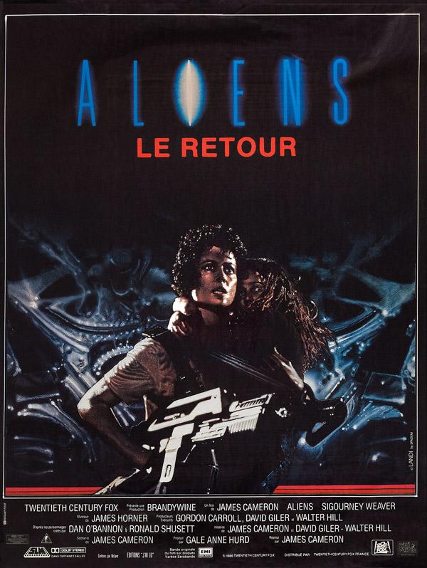 [20th] Alien - les 4 premiers films (1979-1997) Affich10
