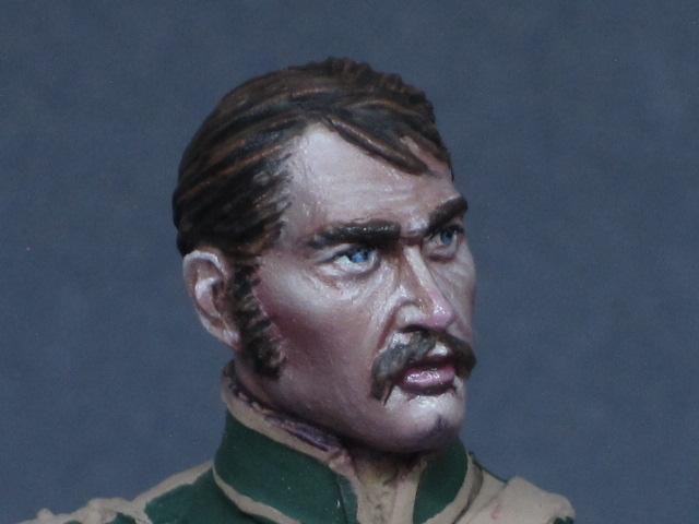 Officier des chasseurs de la GI (fini)  Img_5532
