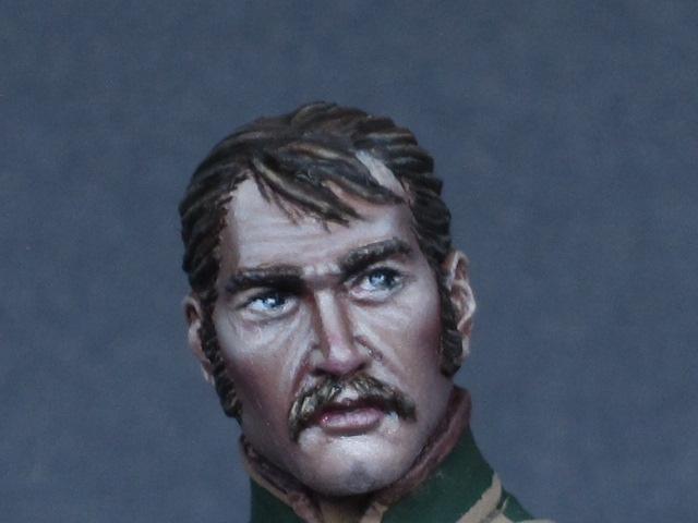 Officier des chasseurs de la GI (fini)  Img_5538