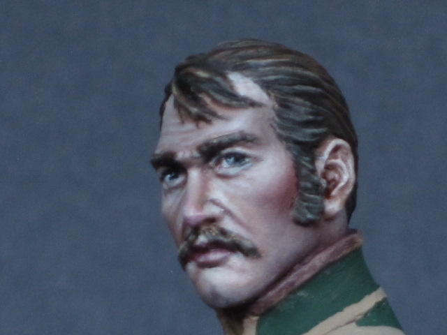 Officier des chasseurs de la GI (fini)  Img_5542