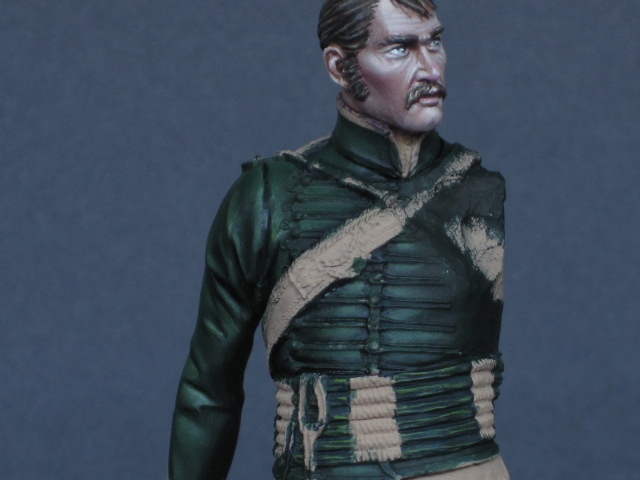 Officier des chasseurs de la GI (fini)  - Page 2 Img_5543
