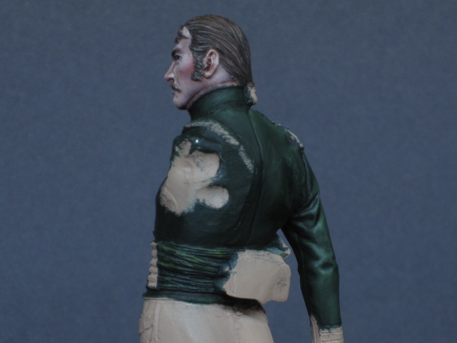 Officier des chasseurs de la GI (fini)  - Page 2 Img_5544
