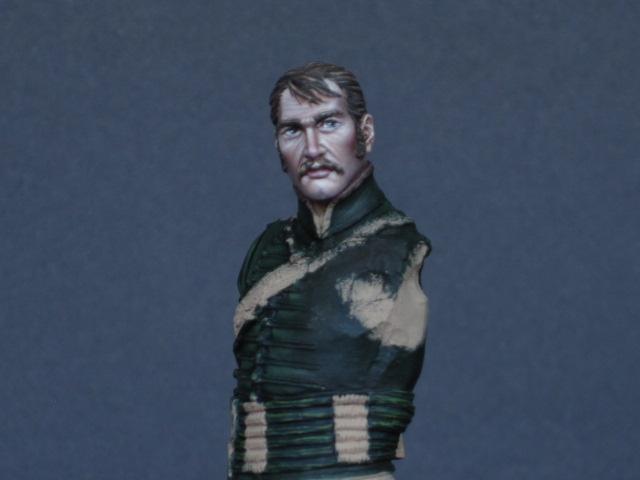 Officier des chasseurs de la GI (fini)  - Page 2 Img_5545