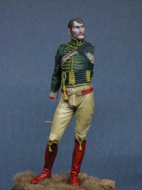 Officier des chasseurs de la GI (fini)  - Page 2 Img_5561