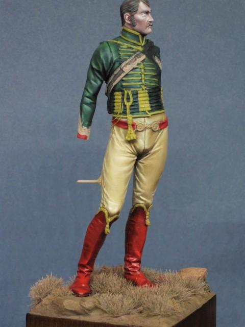 Officier des chasseurs de la GI (fini)  - Page 2 Img_5564