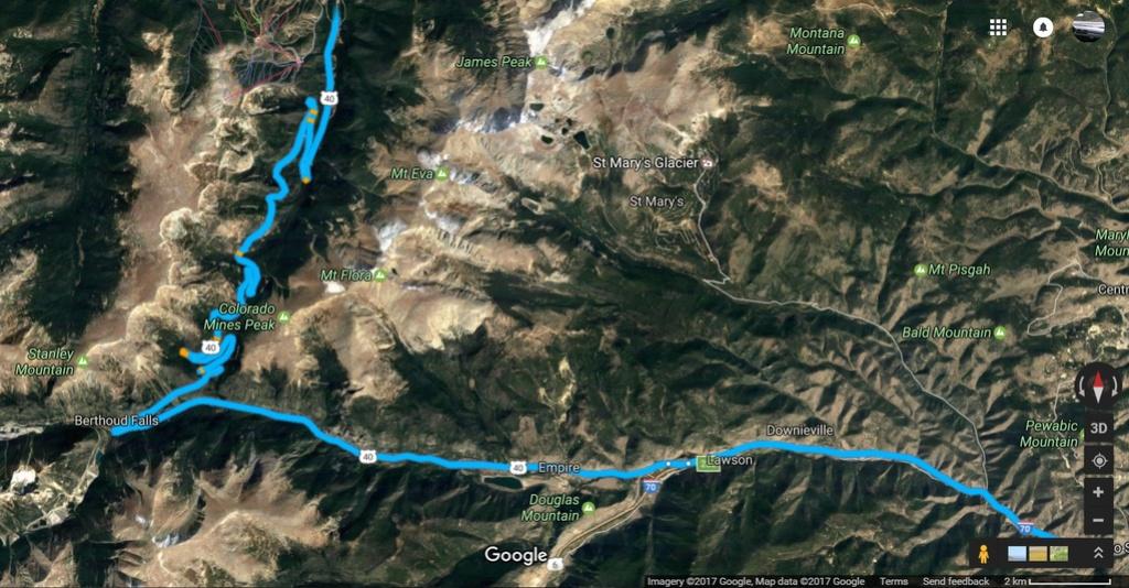 45th BMW MOA International Rally - Salt Lake City 2017-07-13 Colora11