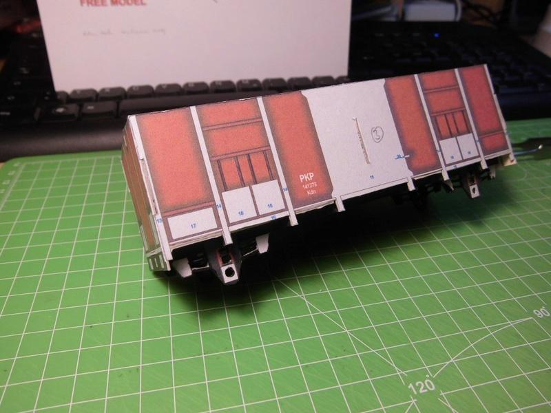 Poln. Güterwagen von Adam Koch, skaliert auf 1:54  Cimg2914