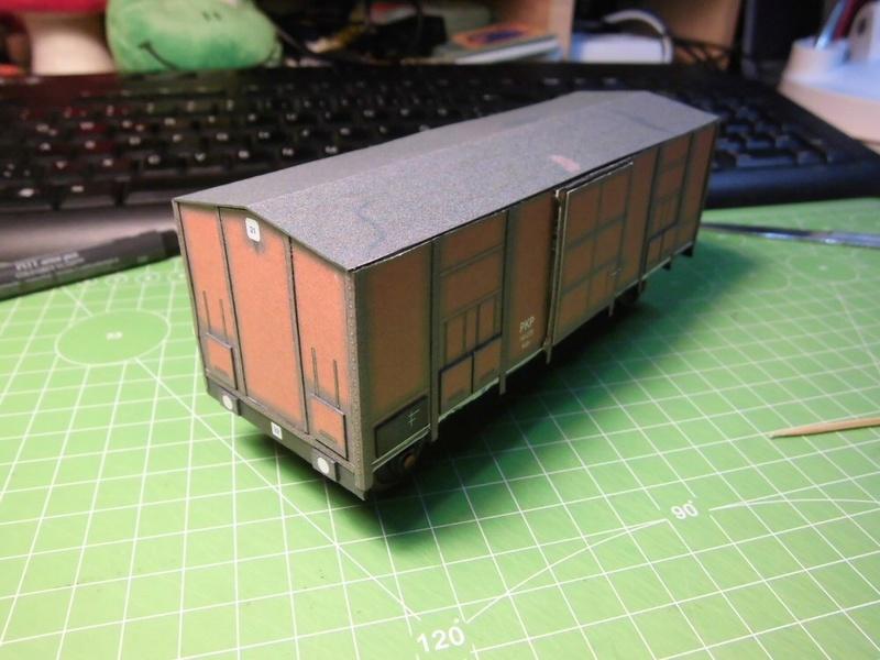 Poln. Güterwagen von Adam Koch, skaliert auf 1:54  Cimg2919