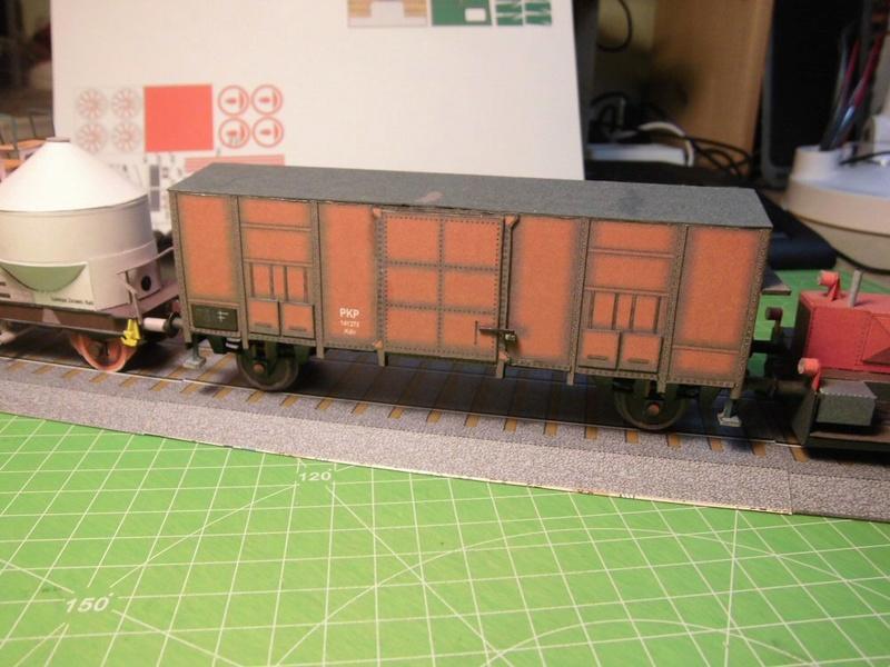 Poln. Güterwagen von Adam Koch, skaliert auf 1:54  Cimg2926