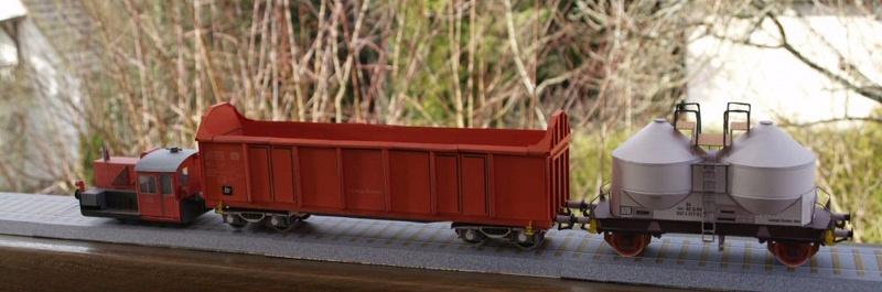 Holztransportwagen in 1:54 von A. Pirling Image310