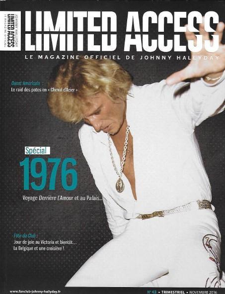 Limited Access La4310