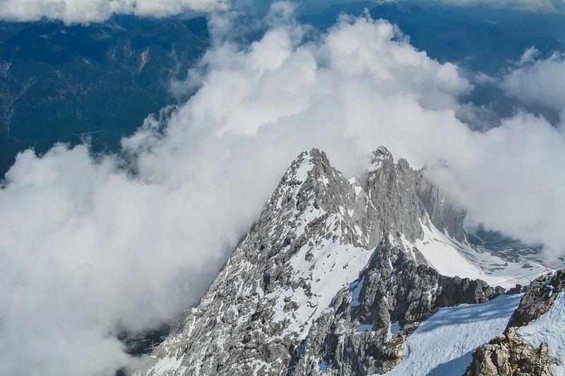 La neige en montagne ... Advent10