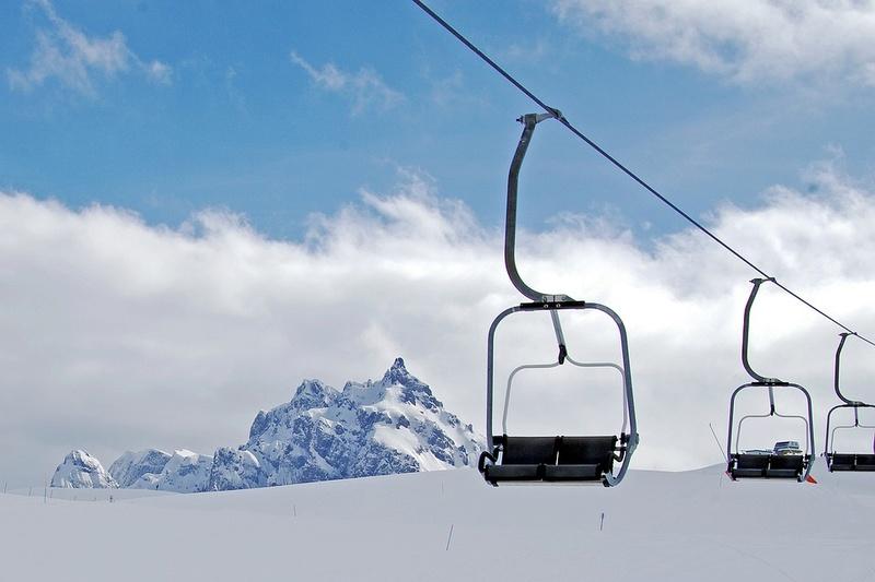 La neige en montagne ... Arabba10